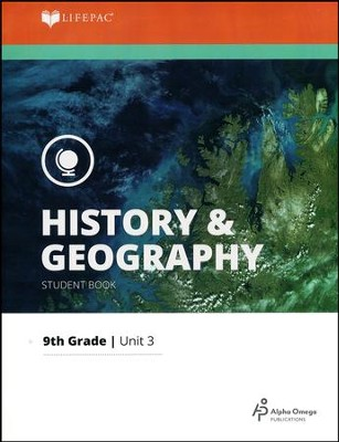 Lifepac History & Geography Grade 9 Unit 3: State and Local  Government  -