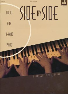Side By Side, Keyboard   -     By: Jeff Bennett