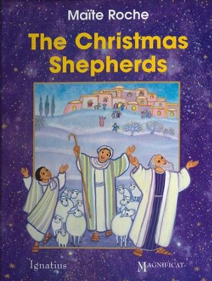 The Christmas Shepherds  -     By: Maite Roche