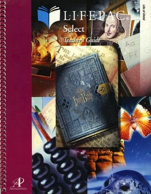 Lifepac Select Life of Christ Teacher's Guide   -