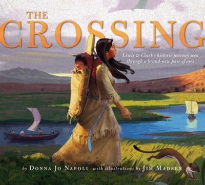 The Crossing - eBook  -     By: Donna Jo Napoli     Illustrated By: Jim Madsen