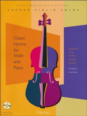 Classic Hymns for Violin and Piano   -