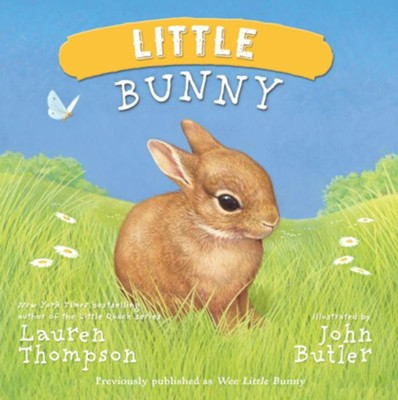 Wee Little Bunny - eBook  -     By: Lauren Thompson