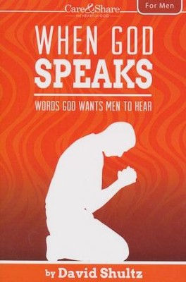 When God Speaks: Words God Wants Men to Know  -     By: David Schultz
