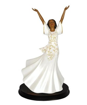Praise Dancer Joie Figurine, Large  -