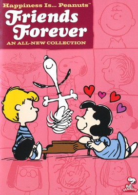 Happiness Is... Peanuts: Friends Forever, DVD   -