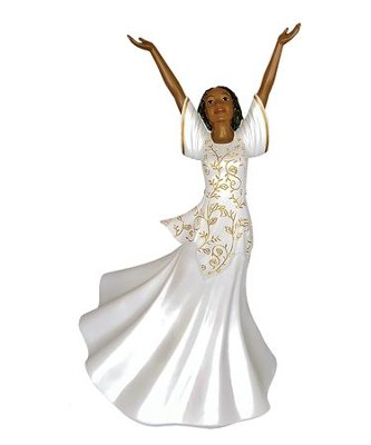 Praise Dancer Joie Figurine, Small  -