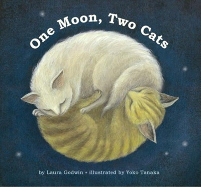 One Moon, Two Cats - eBook  -     By: Laura Godwin     Illustrated By: Yoko Tanaka