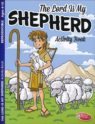 The Lord Is My Shepherd--Activity Book (ages 6 to 10)  -