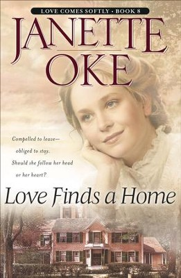 Love Finds a Home / Revised - eBook  -     By: Janette Oke