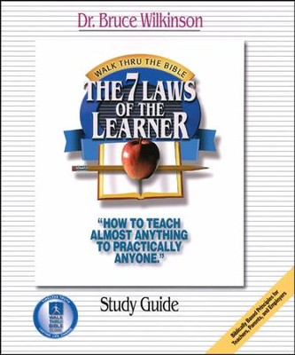 The 7 Laws of the Learner--Study Guide  -