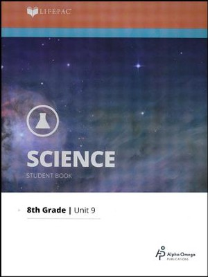 Lifepac Science Grade 8, Unit 9: Balance in Nature   -