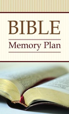 Bible Memory Plan: 52 Verses You Should -and CAN-Know - eBook  -