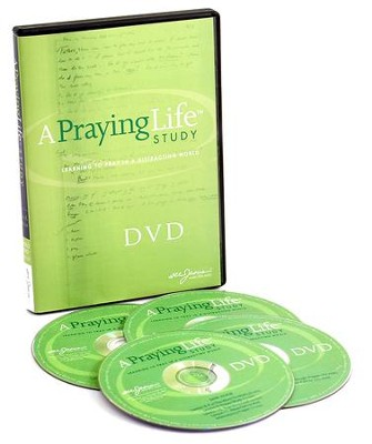 A Praying Life Study: seeJesus Ministries Seminar on DVD  -     By: Paul E. Miller
