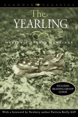 The Yearling - eBook  -     By: Marjorie Kinnan Rawlings