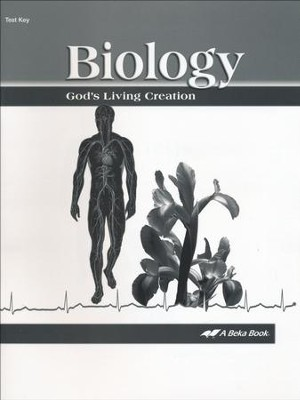 Biology: God's Living Creation Tests Key   -