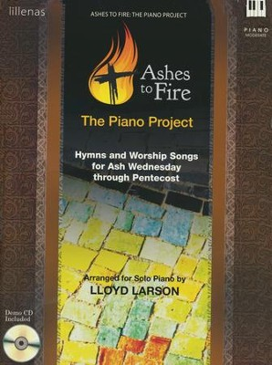 Ashes to Fire: The Piano Project   -