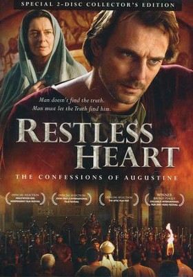 Restless Heart: The Confessions of Augustine-DVD  -
