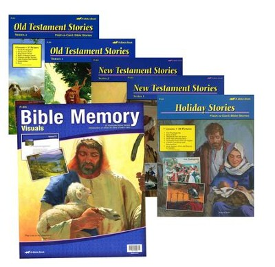 Abeka K4 Bible Curriculum Kit   -