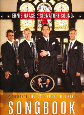 A Tribute To The Cathedral Quartet, Songbook   -     By: Ernie Haase