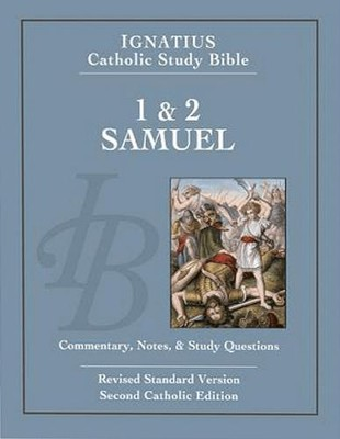 1 & 2 Samuel: Ignatius Catholic Study Bible  -     By: Scott Hahn, Curtis Mitch