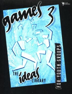 Games 3, Ideas Library   -     By: Youth Specialties