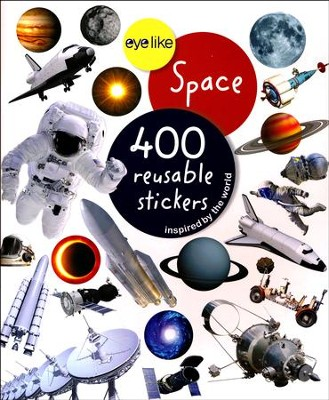 Eyelike Stickers: Space  -