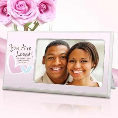 You Are Loved Photo Frame  -