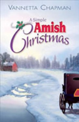 A Simple Amish Christmas - eBook  -     By: Vannetta Chapman
