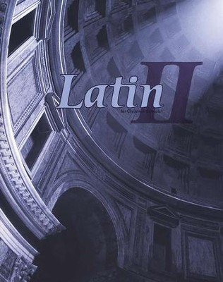 BJU Latin II, Student Text     -