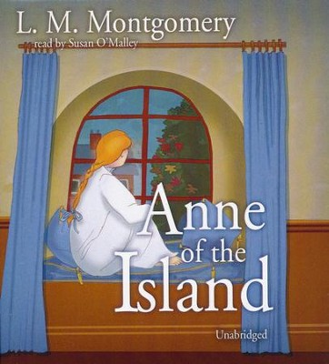 Anne of the Island - unabridged audiobook on CD  -     Narrated By: Susan O'Malley     By: L.M. Montgomery