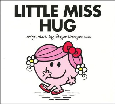 Little Miss Hug  -     By: Adam Hargreaves
