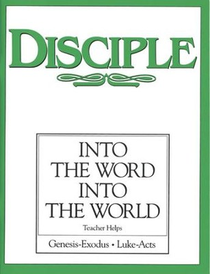 DISCIPLE II - Teacher Helps - eBook  -     By: Various Authors