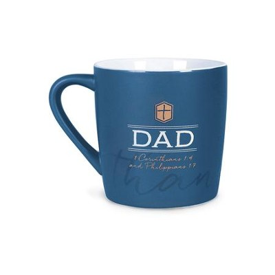 Dad, I Always Thank My God For You Mug  -