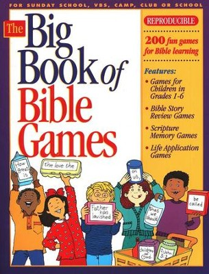 The Big Book of Bible Games   -     By: Joy MacKenzie, Shirley Bledsoe