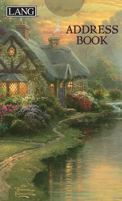 A Quiet Evening Pocket Address Book  -     By: Thomas Kinkade