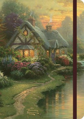 A Quiet Evening Journal  -     By: Thomas Kinkade