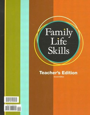 BJU Family Life Skills Teacher's Edition, Second Edition   -