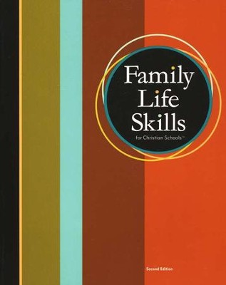 BJU Family Life Skills Student Text, Second Edition   -