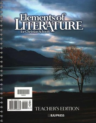 Elements Of Literature Grade 10, Teacher's Edition (Updated  Version)  -