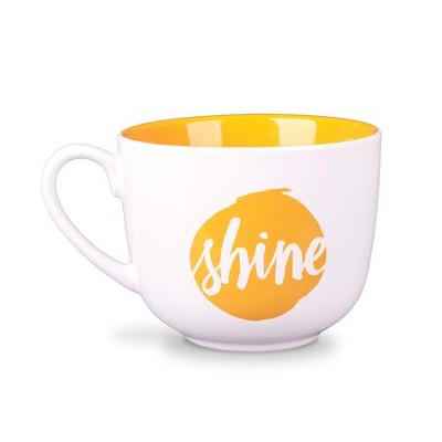 Let Your Light Shine Mug  -