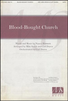 Blood-Bought Church   -     By: Nancy Harmon, Mike Speck, Cliff Duren