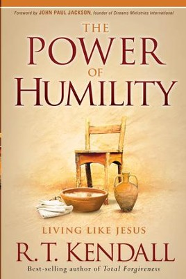 The Power of Humility: Living like Jesus - eBook  -     By: R.T. Kendall