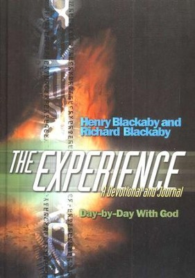 The Experience: Day-by-Day with God--A Devotional and Journal for Youth  -     By: Henry T. Blackaby, Richard Blackaby