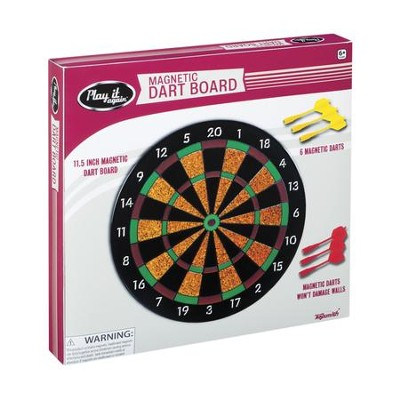 Magnetic Dart Board  -