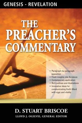 The Preacher's Commentary Series, Volumes 1-35: Genesis - Revelation - eBook  -