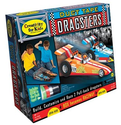 Duct Tape Dragsters   -