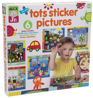 Tots Sticker Pictures   -