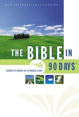 The NIV Bible in 90 Days / Special edition - eBook  -     Edited By: Ted Cooper Jr.