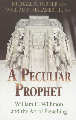Peculiar Prophet - eBook  -     Edited By: Michael A. Turner, William F. Malambri III     By: Michael H. Turner